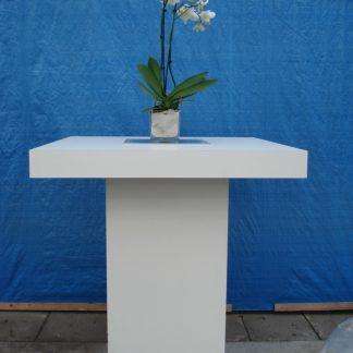 Foto van Witte Statafel SET phalaenopsis