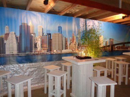 Foto van Decordoek Skyline NewYork