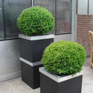 Foto van Hoekprofiel aluminium voor kubus