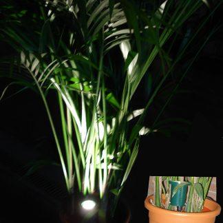 Foto van Plantenspot LED 5 watt vloerplaatje