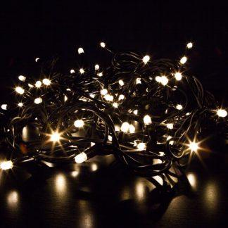 Foto van Kerstverlichting met knipperprogramma