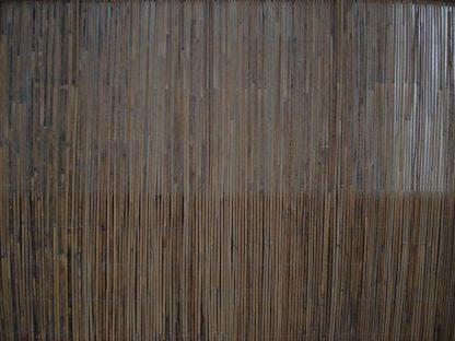 Foto van Bamboematten op rol 100 cm